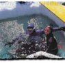 2004 – Fabio recordman apnea sotto i ghiacci (Lago del Verney – Valle d'Aosta) 23/04/2004
