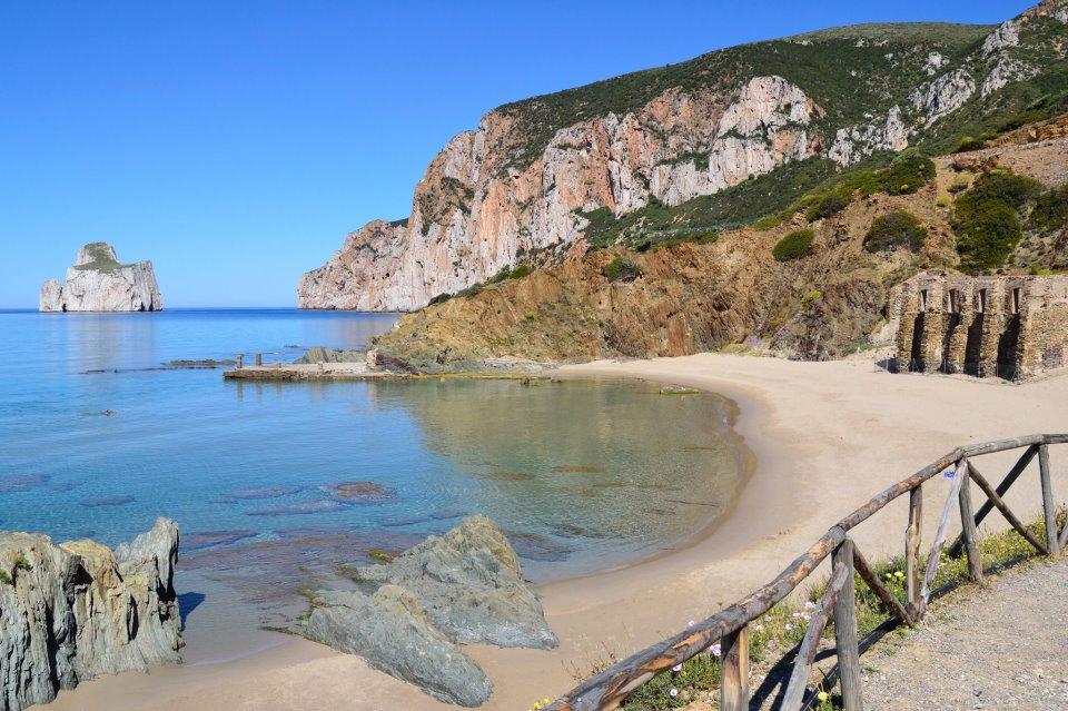 Spiagge di Masua