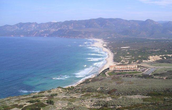 Spiagge di Gonnesa