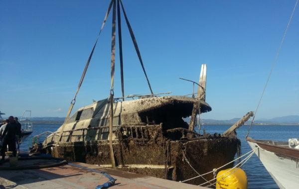 Recupero imbarcazioni