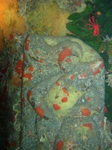 Statua sirena che abbraccia il delfino (Gianni Salidu)